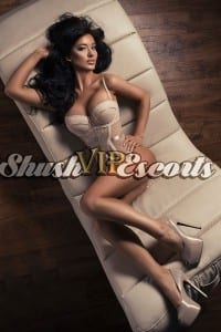 Ginger, Shush VIP Escorts