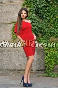 Alicia, Shush VIP Escorts
