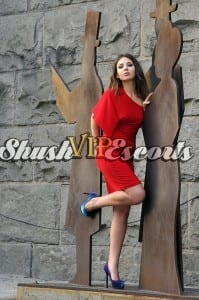 Alicia, Shush VIP Escorts